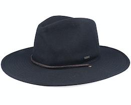 Field X Hat Black Traveller - Brixton