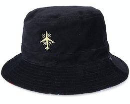 Bb Hat Black Bucket - Brixton
