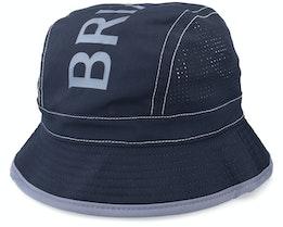 Links X Packable Black Bucket - Brixton