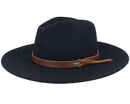 Field Proper Hat Black Traveler - Brixton