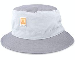 Beta Packable Charcoal Grey Bucket - Brixton