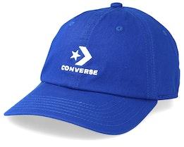 Lock Up Blue Baseball Adjustable - Converse