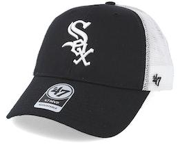 Chicago White Sox Branson Black Trucker - 47 Brand