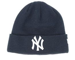 New York Yankee Seasonal Core Navy Cuff - New Era