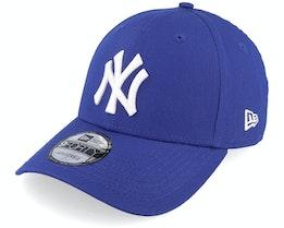 New York Yankees 940 League Basic Blue Adjustable - New Era