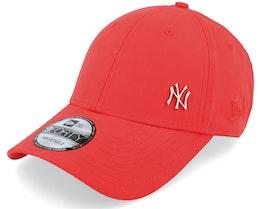 New York Yankees NY Yankees Flawless Scarlet 940 Adjustable - New Era
