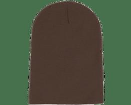 Long Beanie Chocolate - Beanie Basic