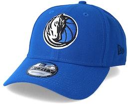 Dallas Mavericks The League Blue Adjustable - New Era
