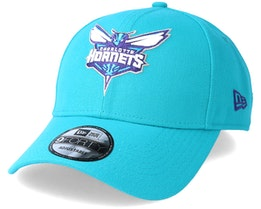 Charlotte Hornets The League Teal Adjustable - New Era