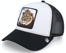 King Baseball Cap Black Trucker - Goorin Bros.