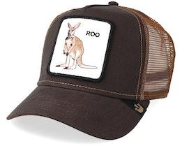 Roo Brown Trucker - Goorin Bros.