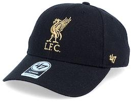 Liverpool Exclusive Metallic Mvp Black/Gold Adjustable - 47 Brand