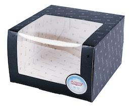 Justice League Gift Box 12x20 CM Black - Capslab