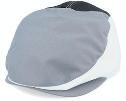 Chad Mix´N M Grey/White/Black Flat Cap - Mayser