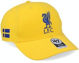 Liverpool Sweden Sure Shot Mvp Yellow/Blue Adjustable - 47 Brand