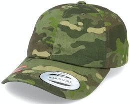 Multicamo Tropic Dad Cap - Yupoong