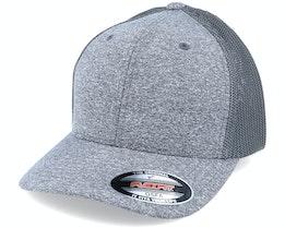 Trucker Mesh Dark Heather Grey/Charcoal Flexfit - Flexfit