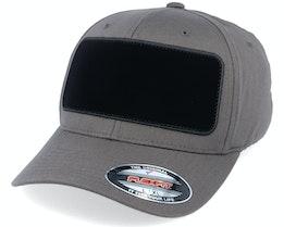 Velvet Patch Dark Grey Flexfit - Hatstore