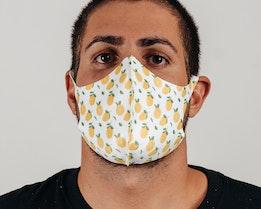 1-Pack Lemons Face Mask - Zeri