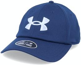 Blitzing Hat Academy Navy Adjustable - Under Armour