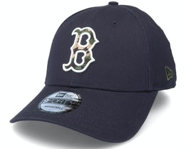 Boston Red Sox Camo Infill 9Forty Navy Adjustable - New Era