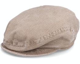 Softcap Outdoor Khaki Flat Cap - Mayser