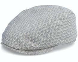 Frankie Como Grey Flat Cap - Mayser