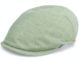 Simon Como Green Flat Cap - Mayser