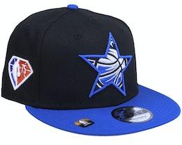 Orlando Magic NBA21 Draft Em 9FIFTY Black Snapback - New Era