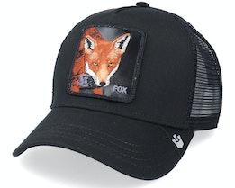 Hatstore Exclusive x Fox Black Trucker - Goorin Bros.