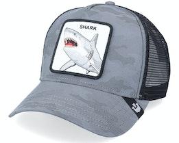Hatstore Exclusive x Shark Reflective Camo Black - Goorin Bros.
