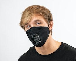 1-Pack Nine Lives Black Face Mask - Goorin Bros.