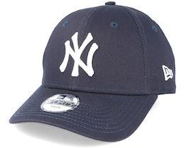 Kids NY Yankees Basic Navy 940 Adjustable - New Era
