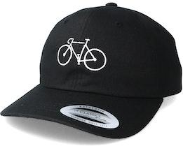Classic Bike Black/White Adjustable - Bike Souls
