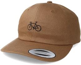 Classic Bike Tan/Black Adjustable - Bike Souls