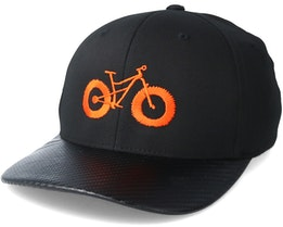 Fat Bike Carbon/Orange Flexfit - Bike Souls