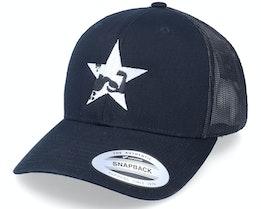 Star Muscle Black Trucker - Berzerk