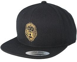 Roar Black/Gold Snapback - Lions