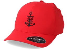 Anchor Red/Black Delta Flexfit - Jack Anchor
