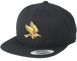 Eagle Gold/Black Snapback - Eagle