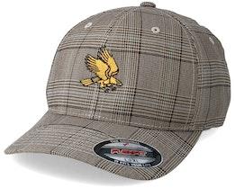 Eagle Black/Gold Fashion Brown Flexfit - Eagle