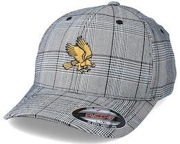 Eagle Black/Gold Fashion Grey Flexfit - Eagle