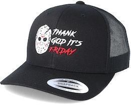 Friday Black Trucker - Scenes