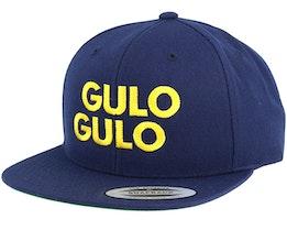 Gulo Gulo Navy Snapback - Forza