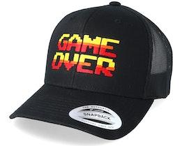 Game Over Black Trucker - Gamerz