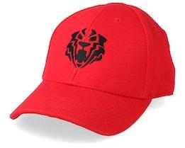 Kids Tiger Red Adjustable - Kiddo Cap