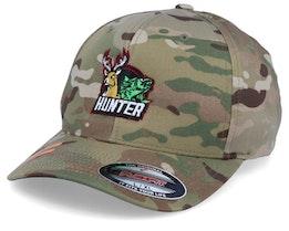Hunter Camo Flexfit - Hunter