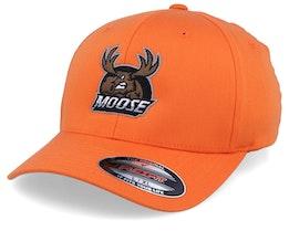 Moose Orange Flexfit - Hunter