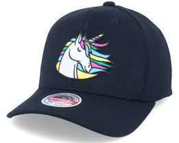 Rainbow Unicorn Black 110 Adjustable - Unicorns