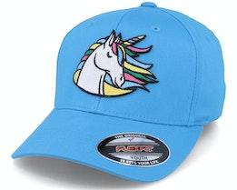 Kids Rainbow Unicorn Hawaii Ocean Flexfit - Unicorns